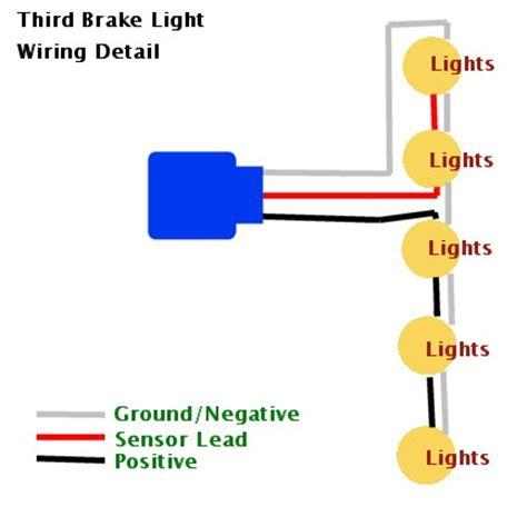led third brake light resistor 3rd brake light removal solution 27 ohm 10 watt resistor