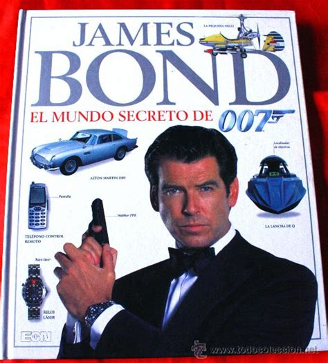 libro james bond volume 2 libro james bond el mundo secreto de 007 cient comprar revistas de cine antiguas cine mundial