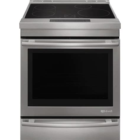 Convection Cooktop Jis1450ds Jenn Air Slide In Induction Convection Range