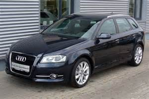 Audi Tsfi Audi A3 1 4 Tfsi Technical Details History Photos On