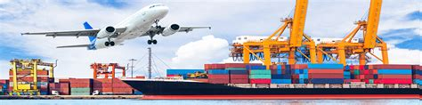 air sea freight supply chain management solutions intellect technologies inc