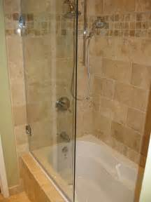 frameless tub shower door model 6008shr semi frameless
