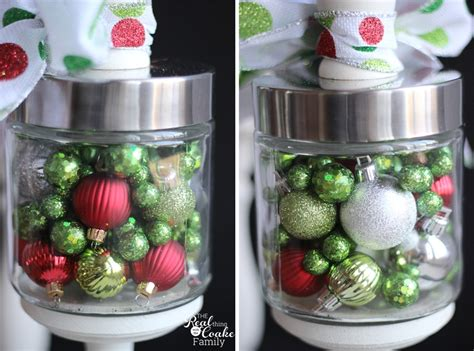 christmas apothecary jars christmas decorations the