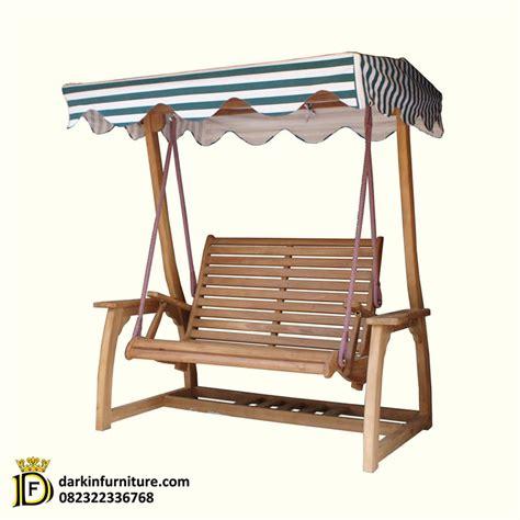Kursi Ayunan Dari Kayu jual ayunan kayu jati jual kursi ayunan dakin furniture