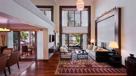 living room bali discover the suites at the laguna bali resort nusa dua