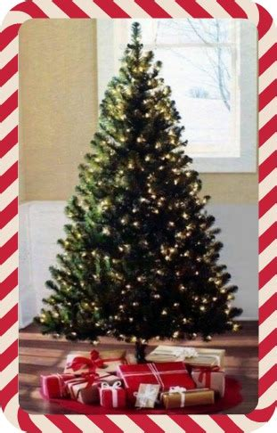 Christmas Tree Giveaway - win a pre lit 6 5 christmas tree giveaway thrifty momma ramblings