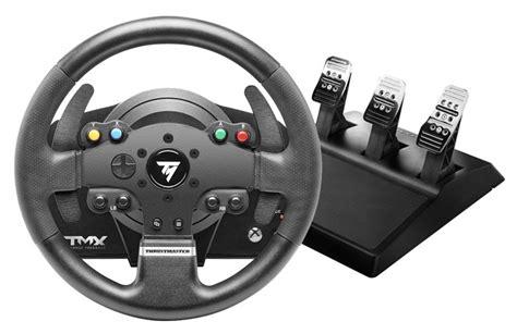 volante per xbox one volante thrustmaster tmx pro pc xbox one discoazul
