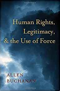 the legitimacy of the human books human rights legitimacy and the use of allen