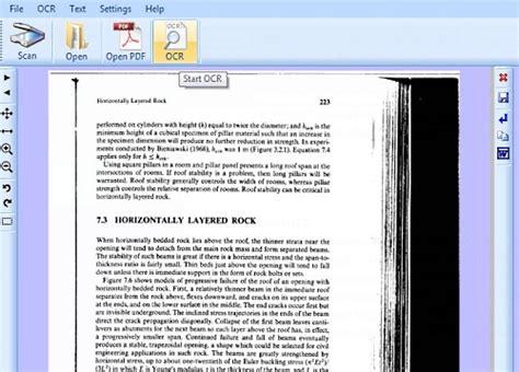 trasformare immagine in testo trasformare immagini in testo con softi freeocr pmi it