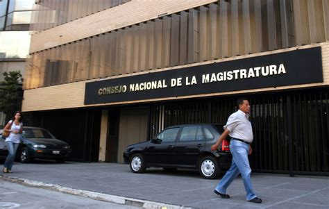 consejo nacional de la magistratura cnm cnmgobpe cnm reducir 225 provisionalidad de jueces y fiscales en piura