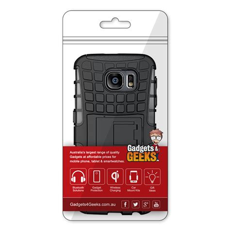 Tc Samsung S6 rugged tough shockproof for samsung galaxy s6 black