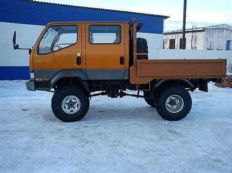mitsubishi mini truck mitsubishi canter 4wd 1993 trucks overland