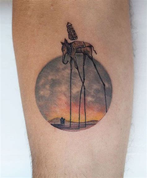 salvador tattoo best 25 salvador dali ideas on