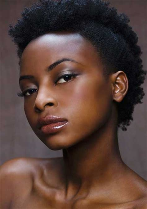 short haircuts    black girls  stellar