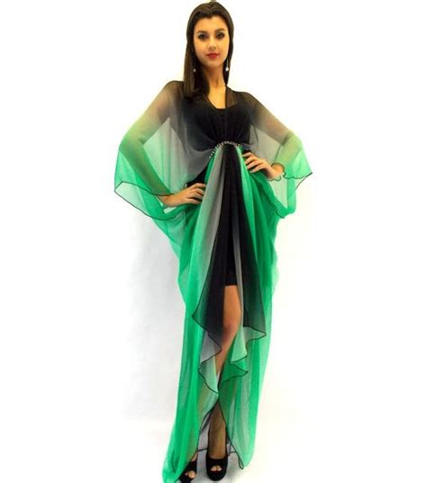 Chaftan Maxi Chiffon asymmetric dress kaftan maxi plus size dress maxi