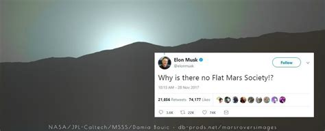 elon musk flat earth society the flat earth society just responded to elon musk s tweet