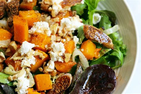 9 healthy and easy fall salad recipes greatist