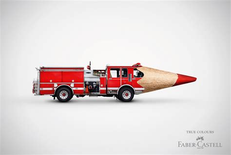creatively designed faber castell adv tododesign by arq4design
