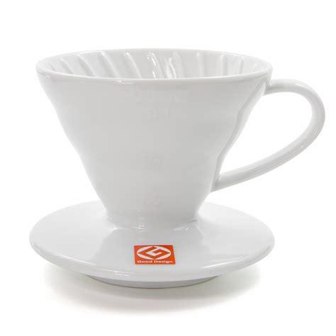 Hario V60 02 Ceramic Coffee Dripper   Espresso Parts