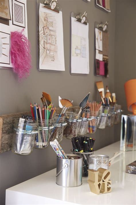 studio organization ideas home art studiobetterdecoratingbible