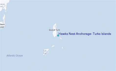 Anchorage Tide Table by Hawks Nest Anchorage Turks Islands Tide Station Location