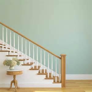 Incroyable Decoration Interieur Bois Moderne #2: escalier-interieur-rampe-bois-gade-corps-blanc.jpg
