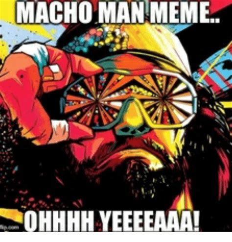Macho Man Memes - funny randy savage memes of 2017 on sizzle 194