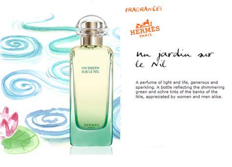 Berapa Parfum The Shop genie collection hermes un jardin sur le nil scent shop