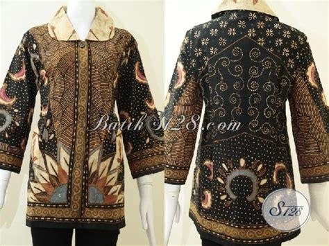 Baju Batik Pejabat Wanita baju batik elegan batik tulis soga genes untuk para wanita pejabat bls1290t xl toko batik