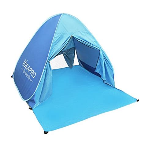 Tenda Sun Shelter Umbrella Automatic Pop Up Portable Tent Lig ideapro outdoor 2 3 persons automatic pop up tent