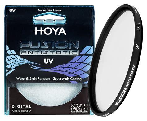 Hoya Fusion Antistatic Uv 77mm Black Filter Lensa hoya uv filter 77mm fusion antistatic pro laika