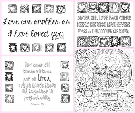 bible coloring pages love 1000 images about worship 2 color on pinterest