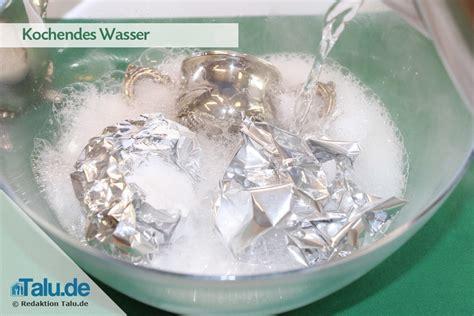 Angelaufenes Silber Reinigen Hausmittel by Angelaufenes Silber Reinigen Wirkungsvolle Hausmittel