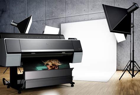 Printer Epson P6000 epson introduces quartet of surecolor large format printers new dense ultrachrome hdx ink