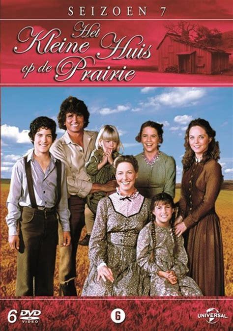kleine huis op de prairie boeken bol het kleine huis op de prairie seizoen 7