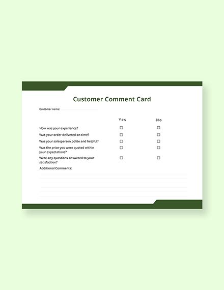 hotel comment card template pdf hotel comment card template 128 cards in word
