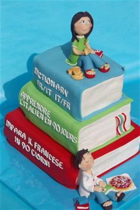libro night of cake and 1000 images about graduation on book cakes graduation cake and cakes
