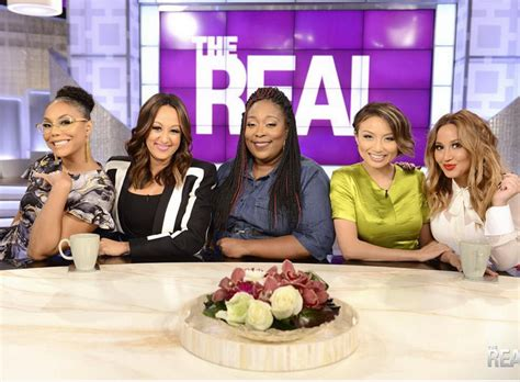 The Talk Tv Show Giveaways - see how the women of quot the real quot have really separated