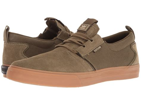 Lu Supra Fit supra quattro blackgreytransluscent mens skate shoes