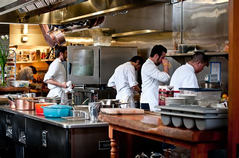 The Kitchen Sf by Chef Joshua Skenes And Saison