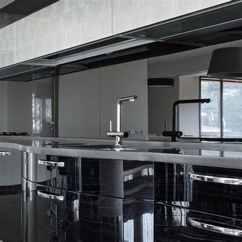 credence verre sur mesure 3815 cr 233 dence de cuisine en verre sur mesure