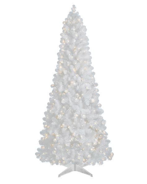 white artificial christmas tree treetopia