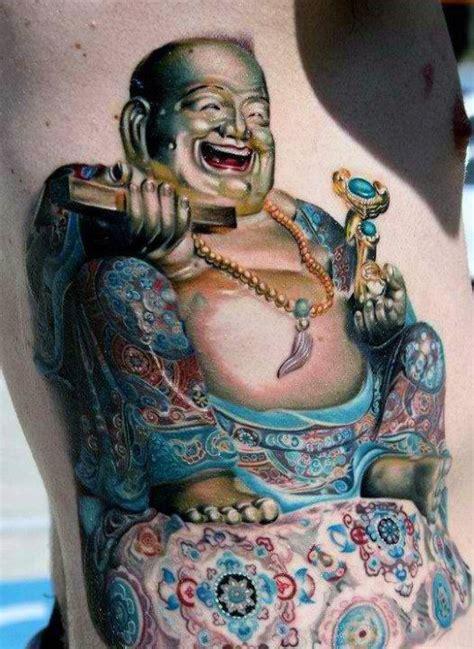 laughing buddha tattoo designs 100 buddhist tattoos for buddhism design ideas