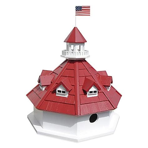 bed bath and beyond annapolis buy home bazaar annapolis lighthouse birdhouse from bed