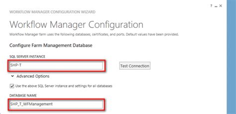 configure workflow manager in sharepoint 2013 part 2 configuring workflow manager for sharepoint 2013