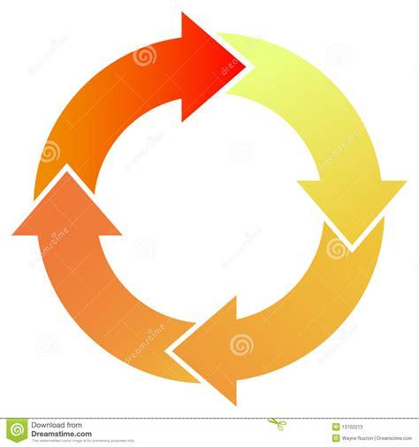 imagenes de flechas rojas flechas de proceso rojas fotos de archivo imagen 13702213