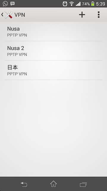 membuat vpn pada android cara menggunakan vpn pada android sharing corner