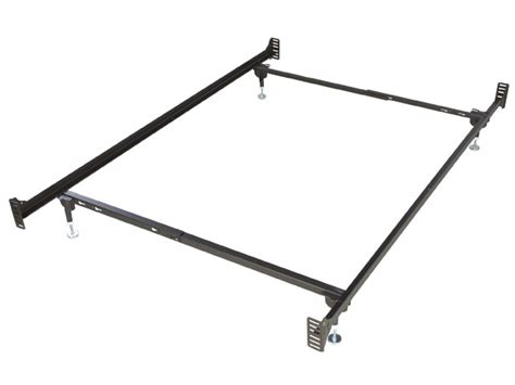 Metal Bed Frame Footboard Bracket Bolt On Size Metal Bed Frame For Headboard And Footboard