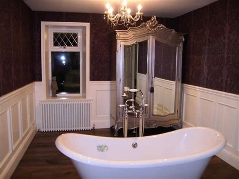 bathtub wall paneling 17 best bathroom wall panelling ideas images on