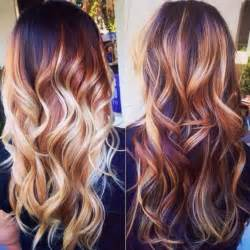 balayage with color 2017 balayage hair color trend